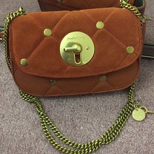 See by Chloe leather chain purse